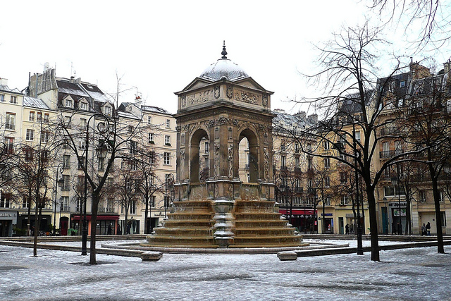 Monuments off the Beaten Path – Fontaine des Innocents