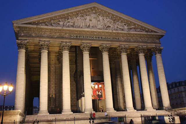 Église de la Madeleine, by flickr user Christina