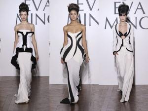 Eva Minge, Couture Spring 2012
