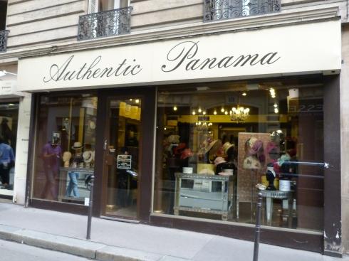 Authentic Panama