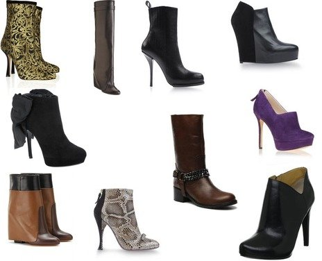 Fall-Winter Boot wishlist