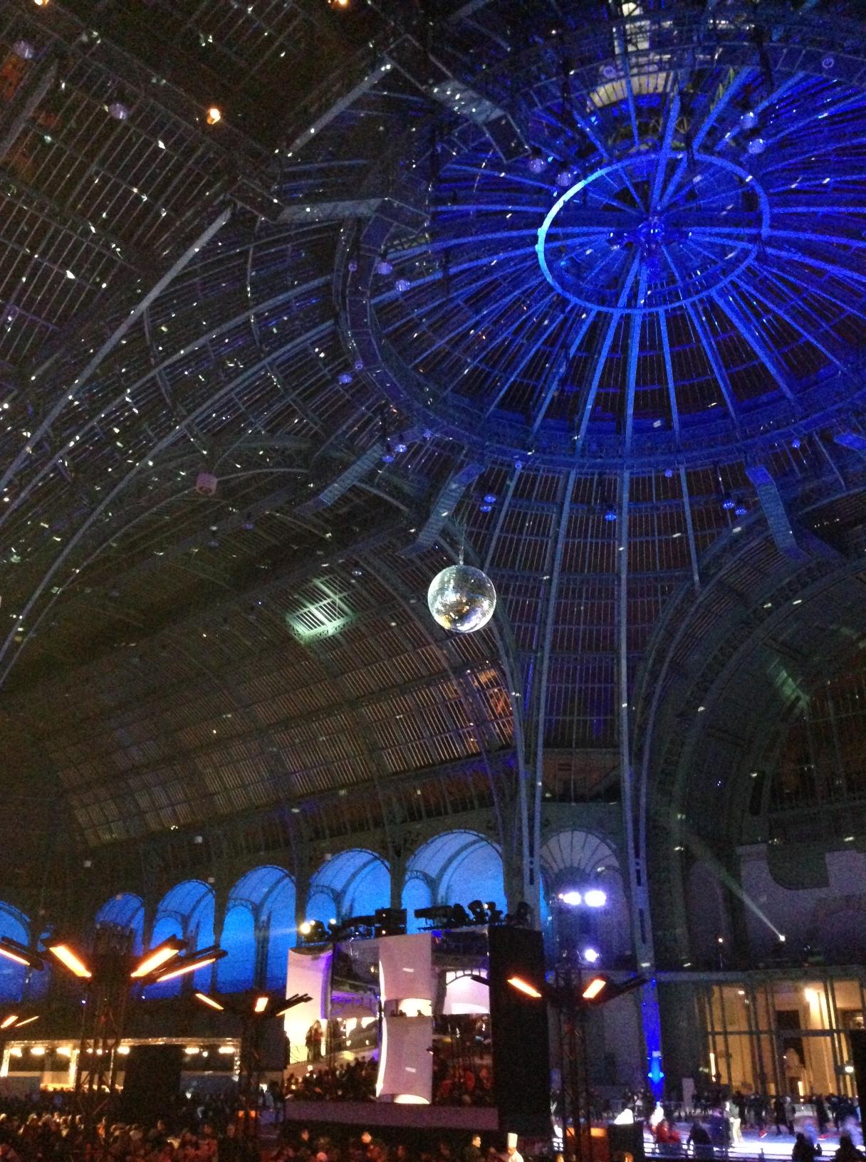 Grand Palais, ice rink 2
