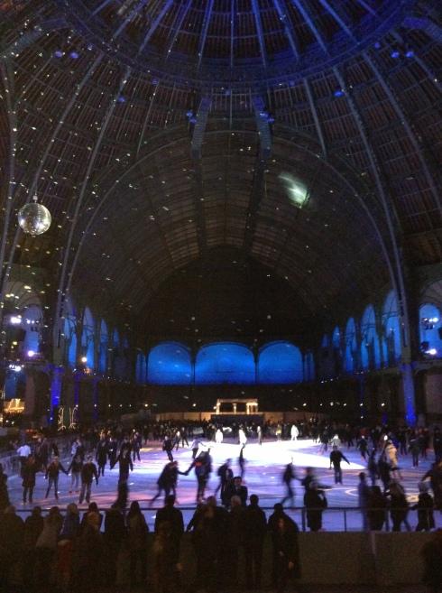 Grand Palais, ice rink 3