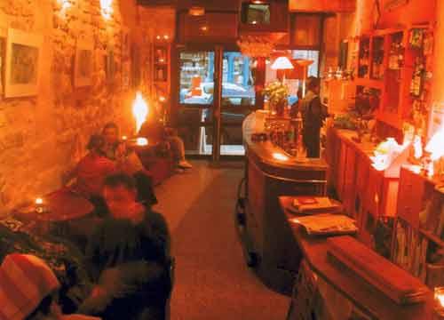 Les 7 Lézards bar