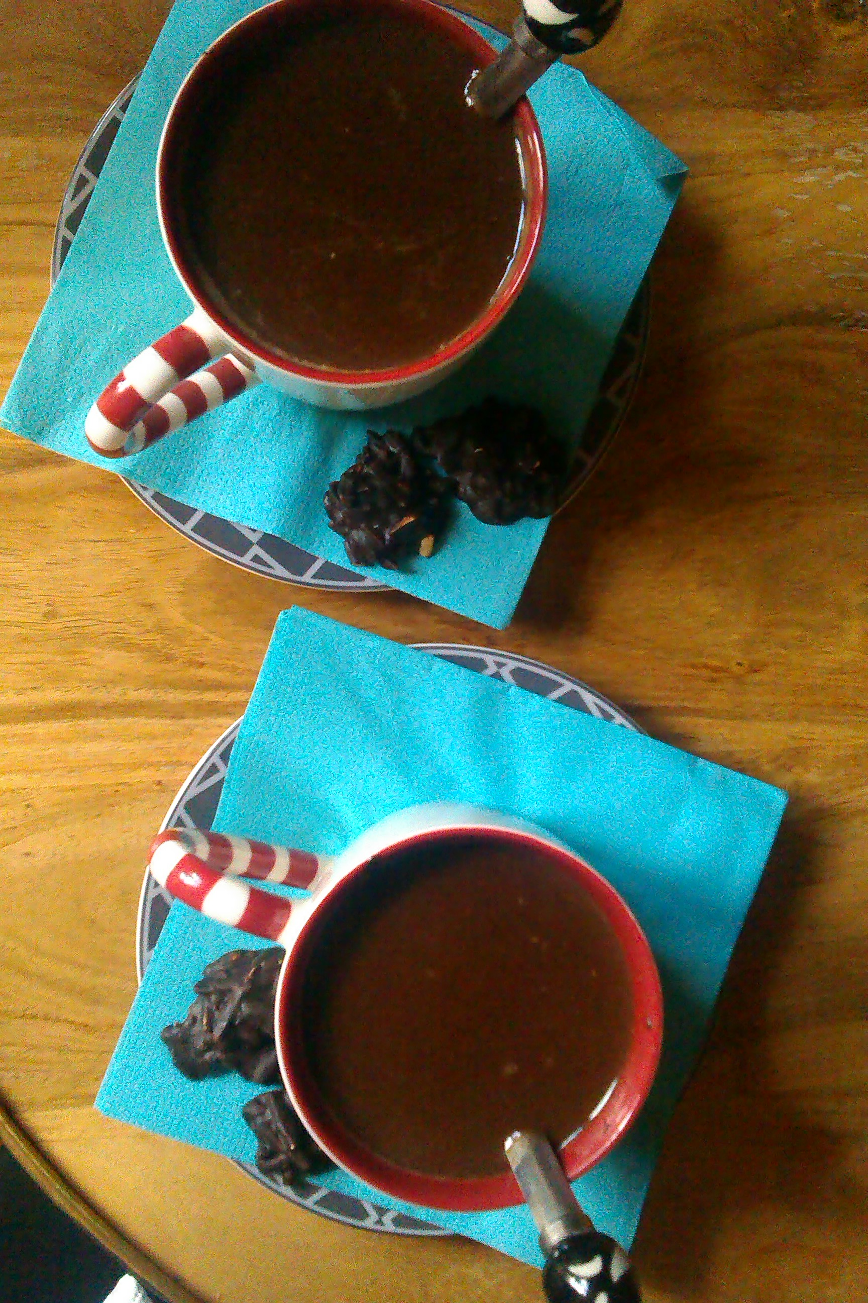 Home Made Chocolat Chaud
