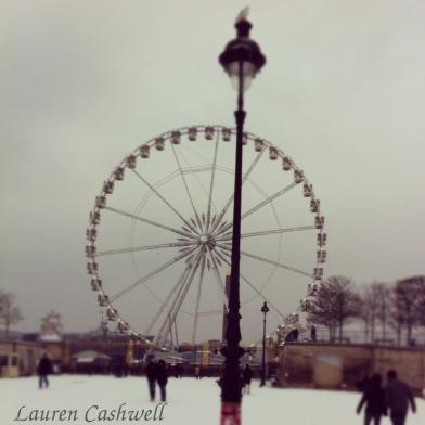 ParisSnow_LaurenCashwell