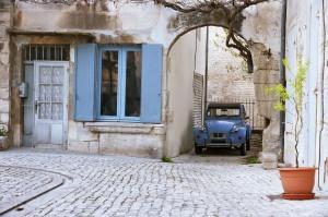 Vintage Car Ralley