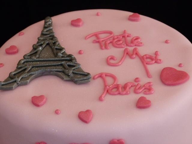 Prete Moi Paris, Cake & Bake, Pastry Boy