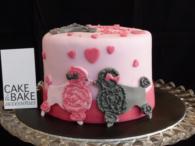 Cake & Bake for Prete Moi Paris