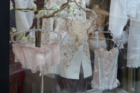 Dangerous Lingerie Shop