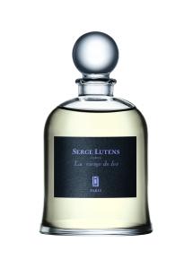 Photo courtesy of Serge Lutens Press Relations