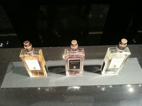 Serge Lutens at Le Printemps