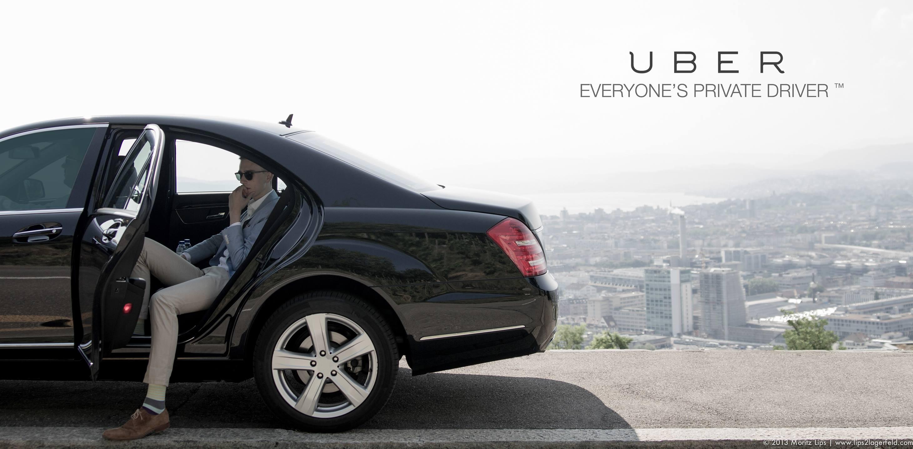 Uber Car Service Boston